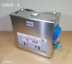 LMUC-6 Digital Ultrasonic Cleaner