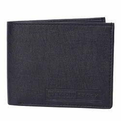 Black Pu Leather, Foam Leather Wallet Album