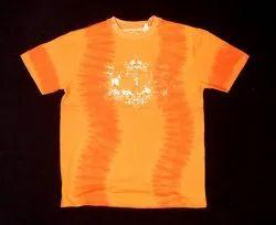 Cotton WF-004 Half Sleeve T Shirt