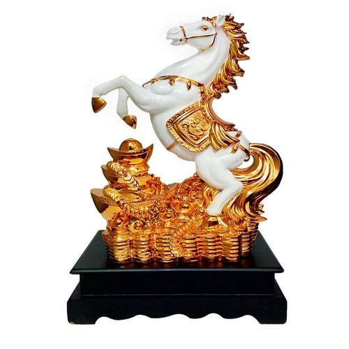 Home Decorated Horse Statue