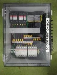 5 : 5 DCDB Upto 25Kwp With Disconnector