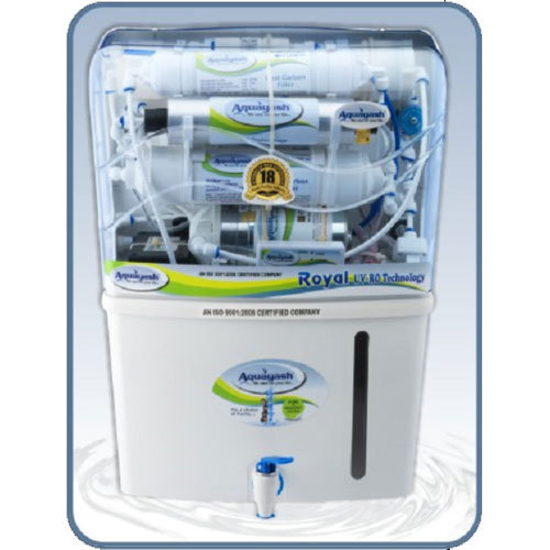 Aquayash Automatic Royal UV RO Water Filter, for Home