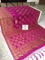 Pure Banarasi Silk Saree