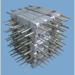 Sacrificial Aluminum Anode