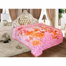 Sig. Opera Fancy Double Bed Mink Blanket