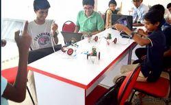 Robot Training Industrial / Institute