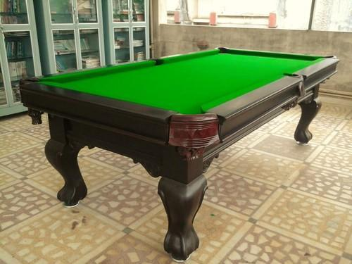 Tiger Type Leg Pool Table At Rs Piece Snooker Ki Mej - Cue master pool table