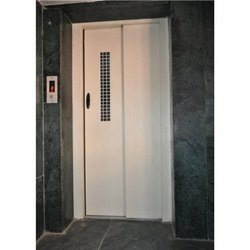 Telescopic Manual Elevator Door