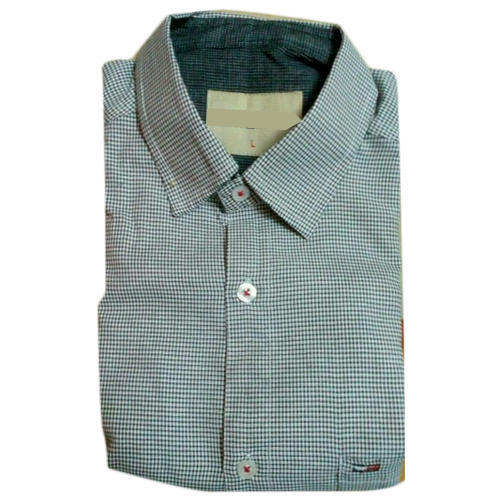 Cotton Casual Shirt, Size: S And L
