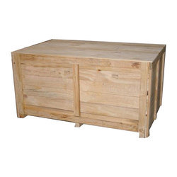 Brown Wooden Pallet Boxes, For Shipping And Packaging