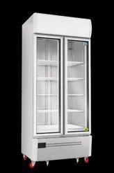 2 Glass Door Visi Coooler - SRC 900, Electricity, Capacity (In Liters): 803 Litre