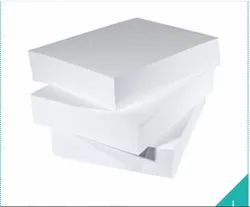 A4 White Sheet, Packaging Size: 500 Sheets Per Pack, Packaging Type: Packet
