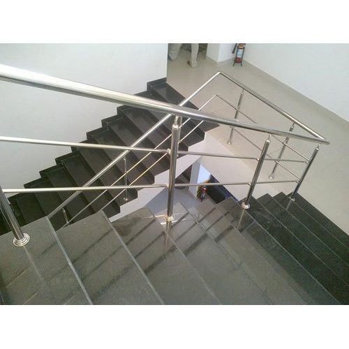 Stainless Steel Balcony Railing at Rs 950/running feet ...