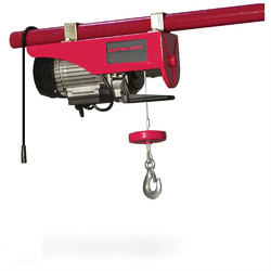 Remote Control Wire Rope Hoist