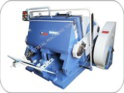 Corrugated Box Punching Machine