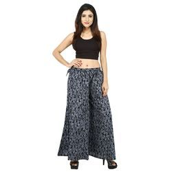 Cotton Casual Wear Palazzo Pant
