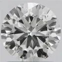 1.01ct Lab Grown Diamond CVD H VVS2 Round Brilliant Cut Type2A