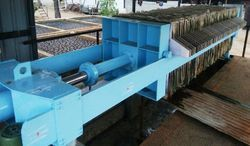 Merrit Hydraulic Filter Press