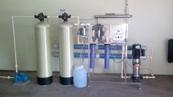 Industrial Color Coated Reverse Osmosis Plant