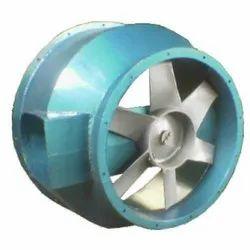 Industrial Bifurcated Fans