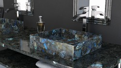 Labradorite Sink