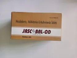 Mecobalamin, Multivitamins & Multiminerals Tablet