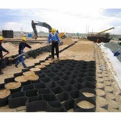 Composite Road Construction Geo Textile
