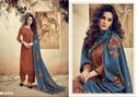Levisha The Magnet Pashmina Winter Dress Material Catalog Collection at Textile Mall