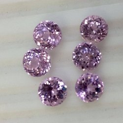 Natural Pink Kunzite Gemstones
