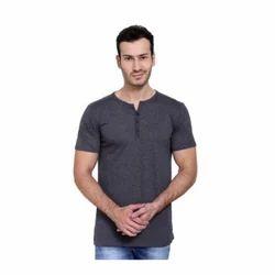 Antra Melange Mens T shirts