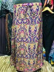 Garments Long Silk Vintage Skirts