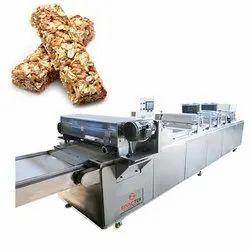 Nutrition Bar Cutting Machine
