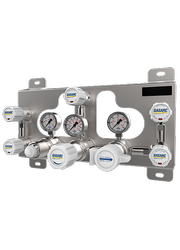 Gasarc - Pressure Regulation Systems
