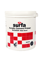 Water Based White Surfalac Acrylic Interior Cement Primer