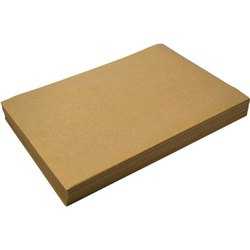 Brown 200 GSM Kraft Paper Sheet, Packaging Type: Packet