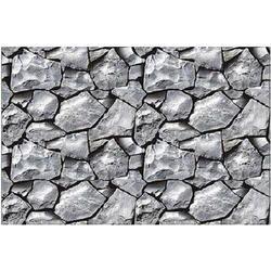3D Stone Wall Tiles