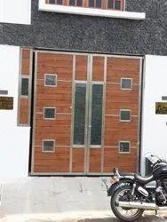 Designer Stainless Steel Gate for Home