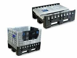 Foldable Large Plastic Crates