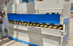HYDRAULIC SHEET BENDING MACHINE 2500MM