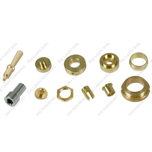 Brass Turned Components, For Industrial, Packaging Type: Box