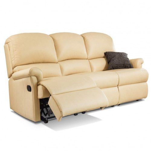 Leather Recliner Sofa Seating Capacity