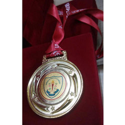 Round Shape Metal Medal