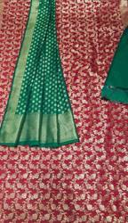 Banarasi Suit Length 3pcs