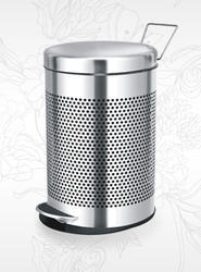 Stainless Steel Perforated Paddle Bin