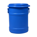 Mitsu Chem 40 Ltr Hdpe Full Open Top Drums (cylindrical)