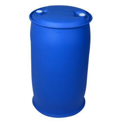 Blue 210 Ltr HDPE Plastic Barrels