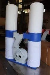 1 HP SINGLE BEG DUST COLLECTOR