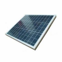 Waaree 80 W Solar Panel, Warranty: 1-2 Years