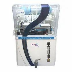 Brand: Pure Pro Aqua Triumph RO Water Purifier Service, Capacity: 5-10 L