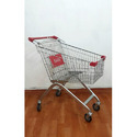 90 Liter Steel Shopping Trolley